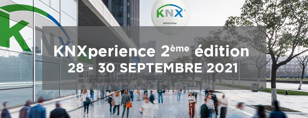 KNXperience 2ème édition