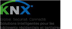 KNX : Global. Sécurisé. Connecté. Solutions intelligentes pour les bâtiments résidentiels et tertiaires.