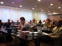 photo d'ensemble des participants du workshop